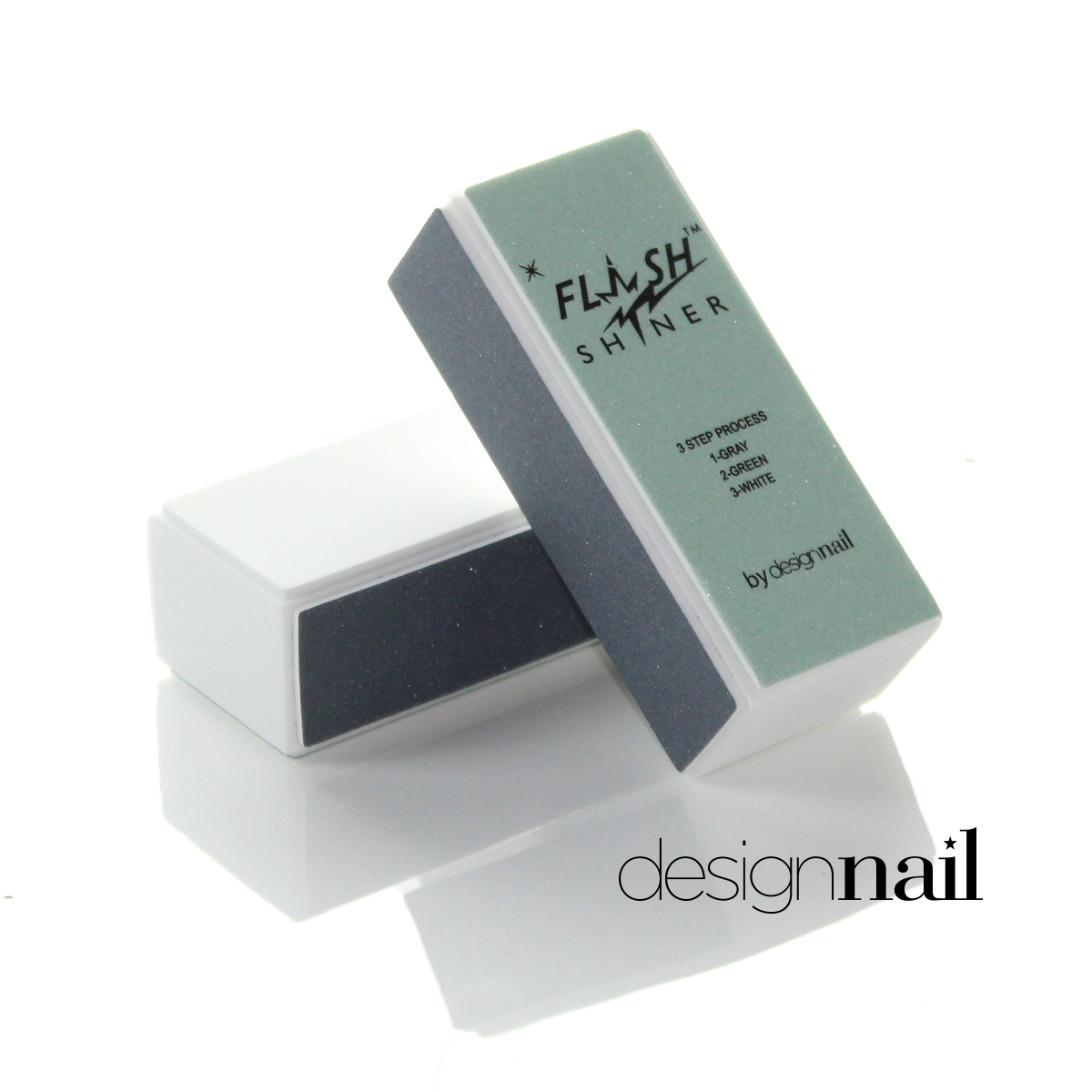 Flash Shiner Block by Design Nail