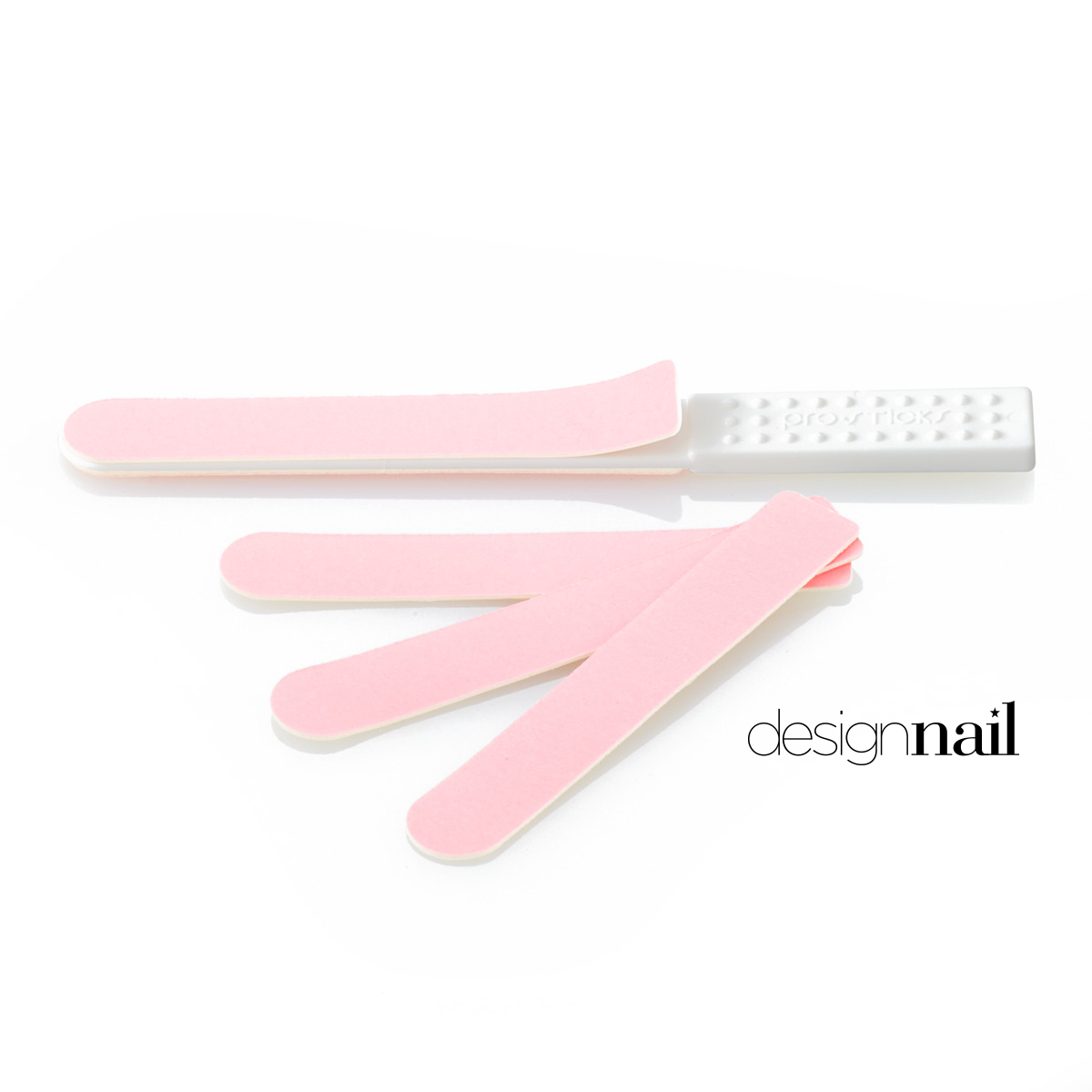 Pink Pro Sticks by Design Nail