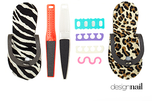 Pedicure Accessories by Design Nail