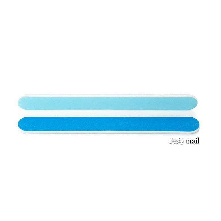 Blue Standard Cushion File by Design Nail
