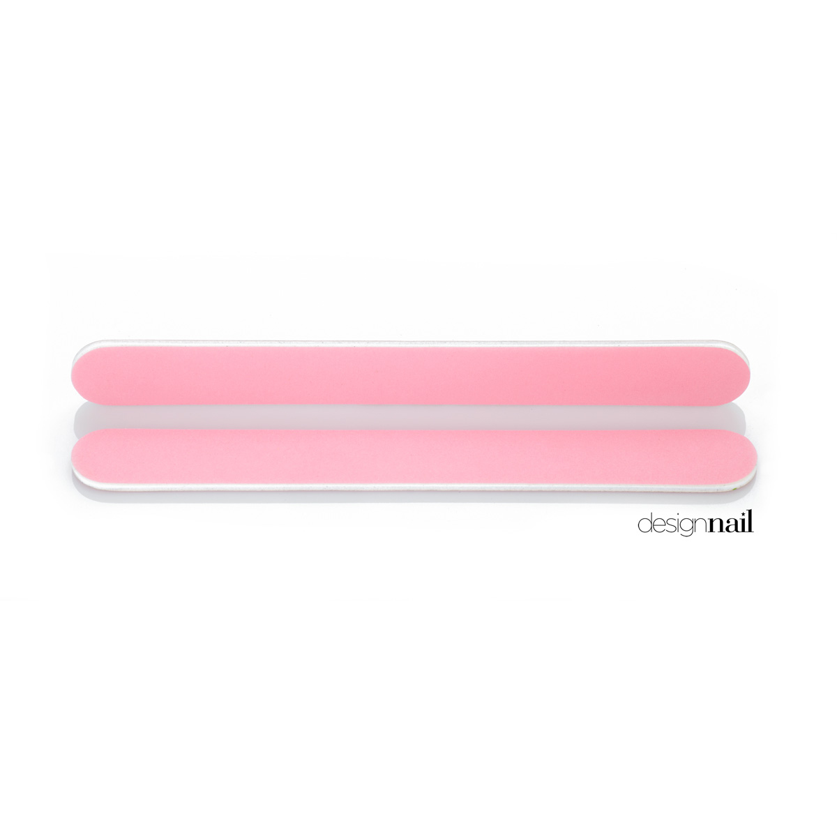 Pink Standard Cushion File by Design Nail