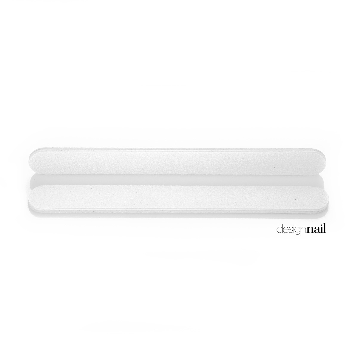 White Standard Cushion File by Design Nail