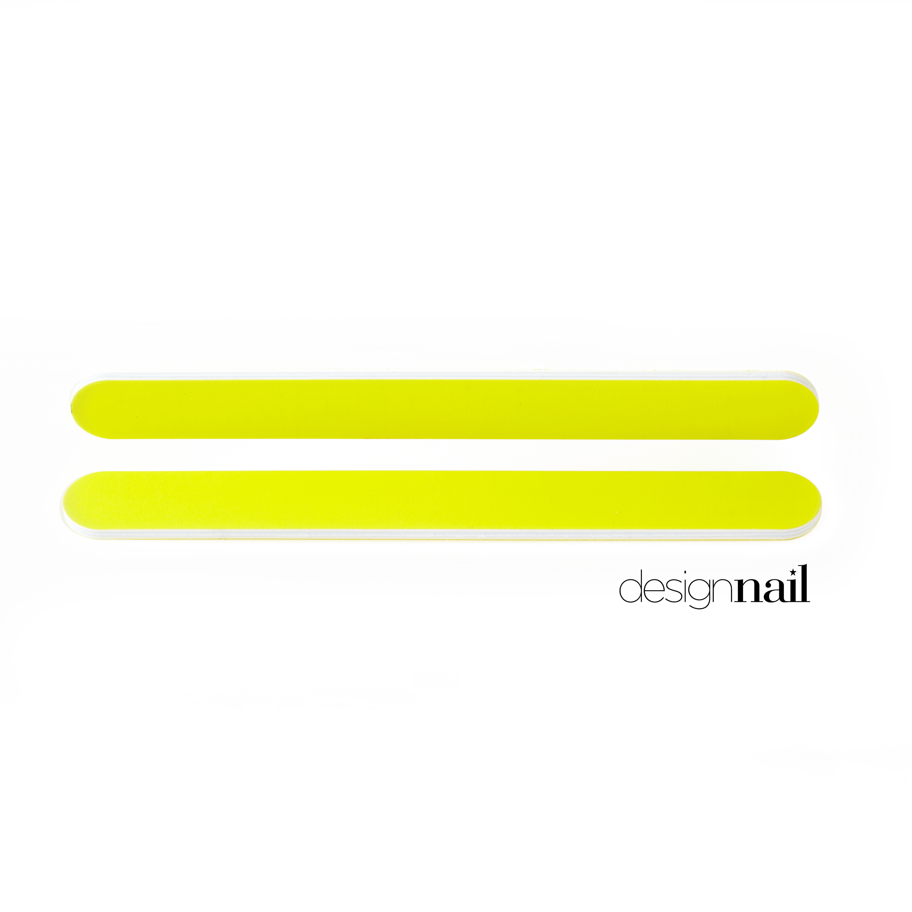 Yellow Standard Mylar File by Design Nail