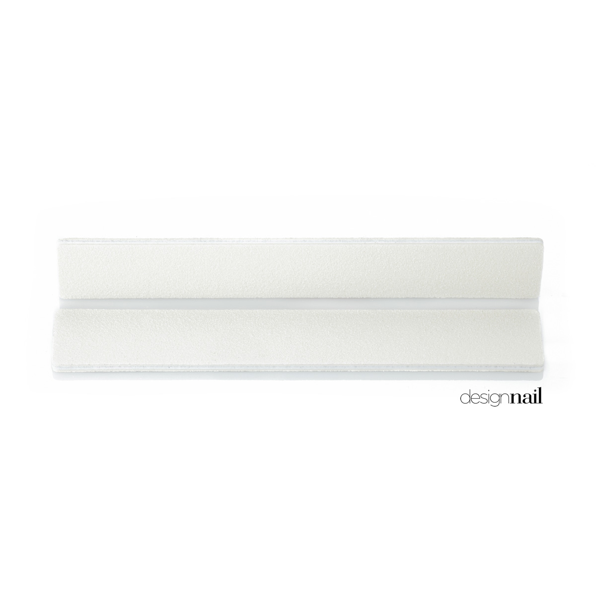 White Extra Wide Cushion File by Design Nail